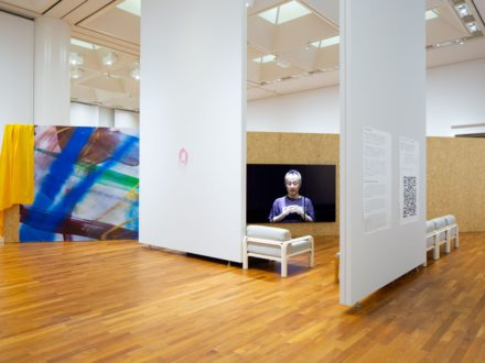 Koki Tanaka Abstracted Family Queensland Gallery of Modern Art